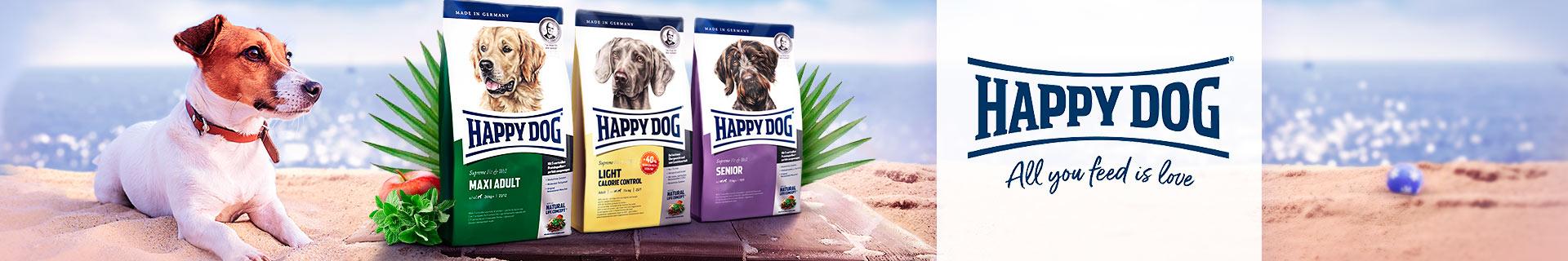 Happy Dog Trockenfutter Supreme Fit und Well