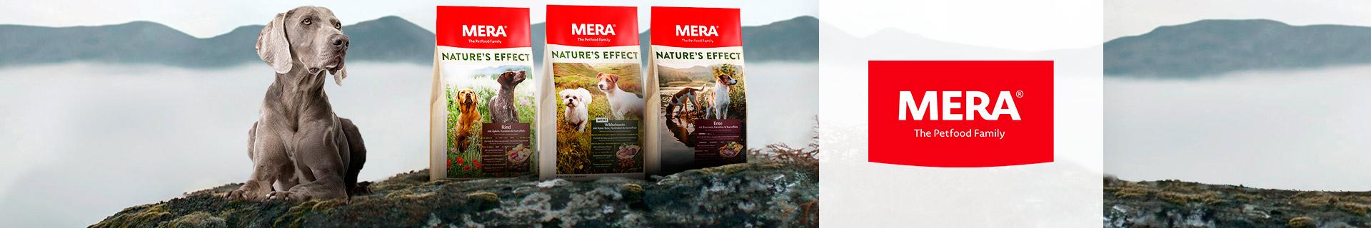 Markenshop - Mera - Trockenfutter - Natures Effect