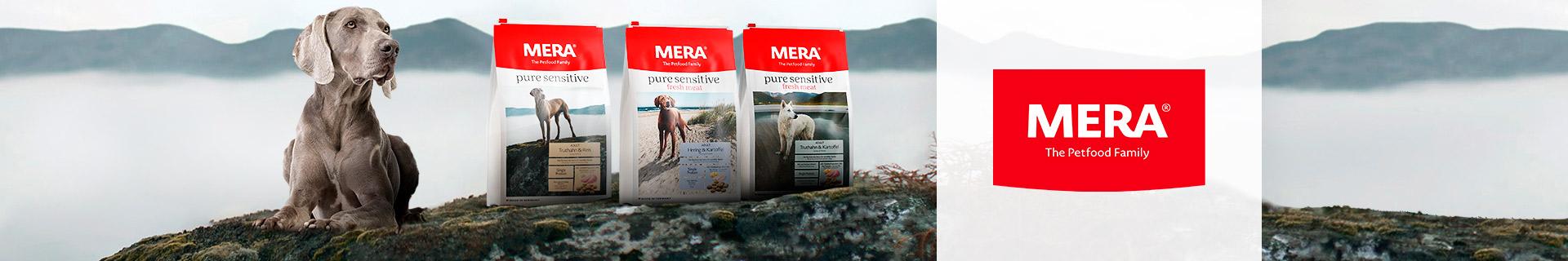 Markenshop - Mera - Trockenfutter - Pure Sensitive