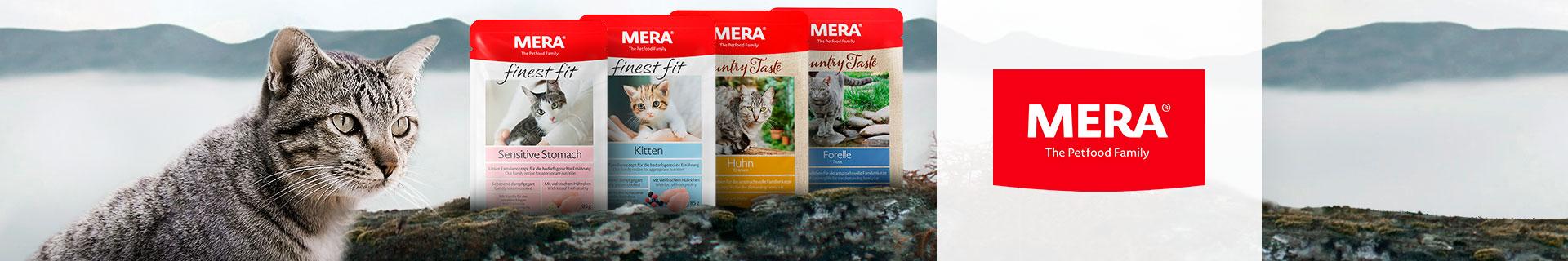 Markenshop - Mera - Nassfutter -Katze