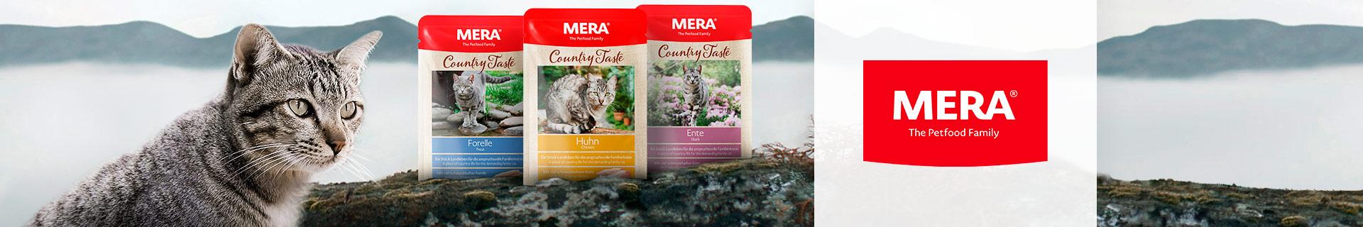 Markenshop - Mera - Nassfutter - Country Tast