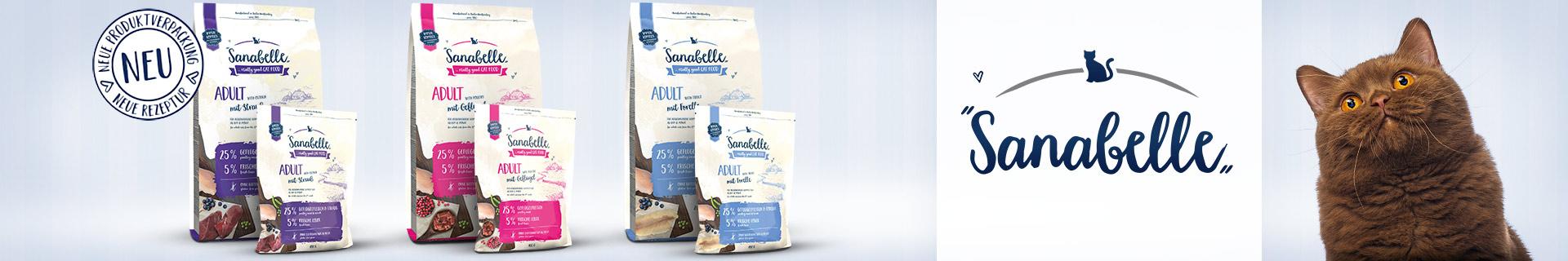 Sanabelle - Markenshop - Trockenfutter - Adult
