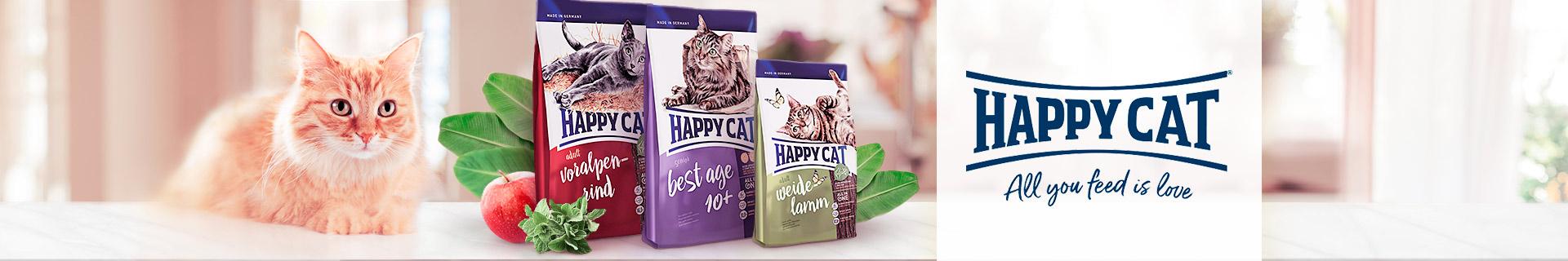 HappyCat Trockenfutter Supreme