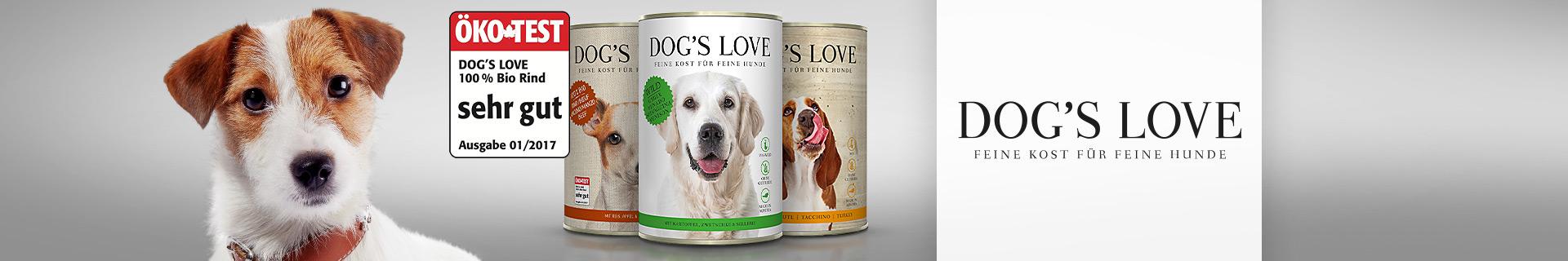 Dog's Love Nassfutter