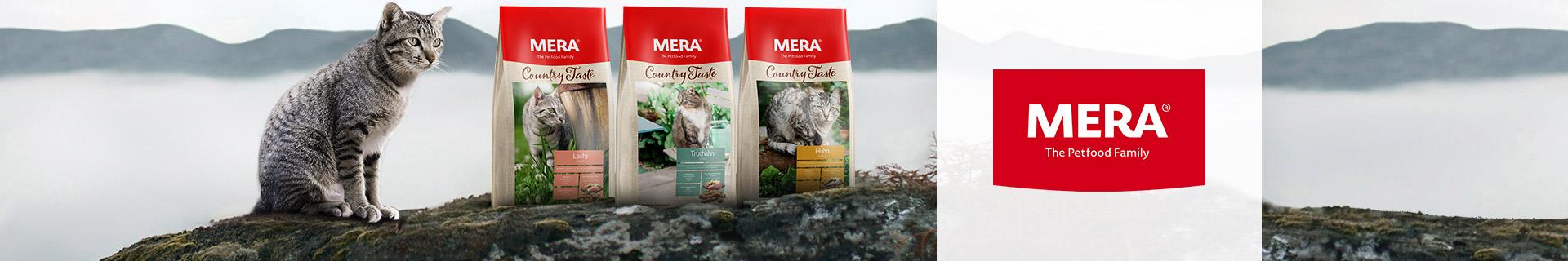 Markenshop - Mera - Trockenfutter - Country Tast
