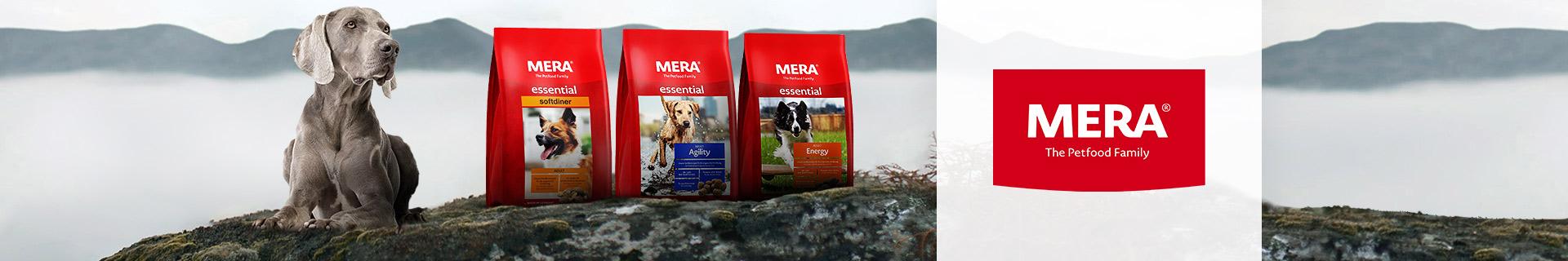 Markenshop - Mera - Trockenfutter - Essential