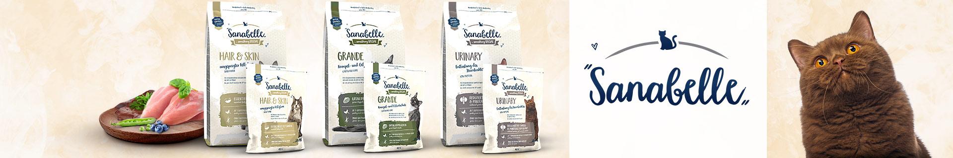 Sanabelle - Markenshop - Trockenfutter - Special