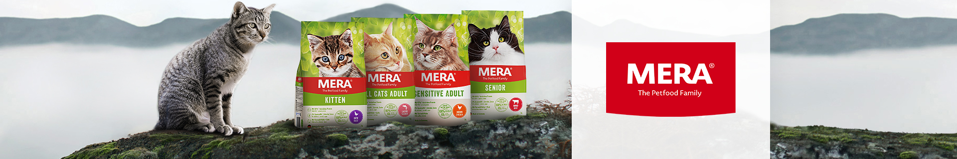 Markenshop - Mera - Trockenfutter - MERA Cats