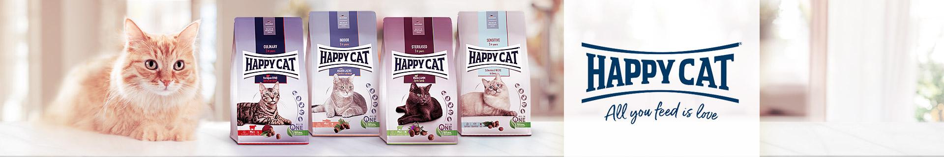 HappyCat Trockenfutter