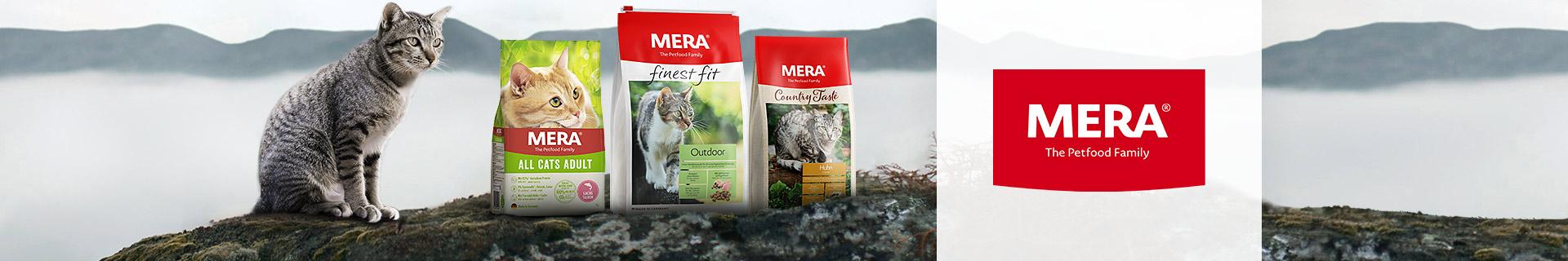 Markenshop - Mera - Trockenfutter - Katze