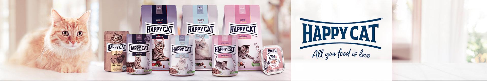 HappyCat Markeneinstieg