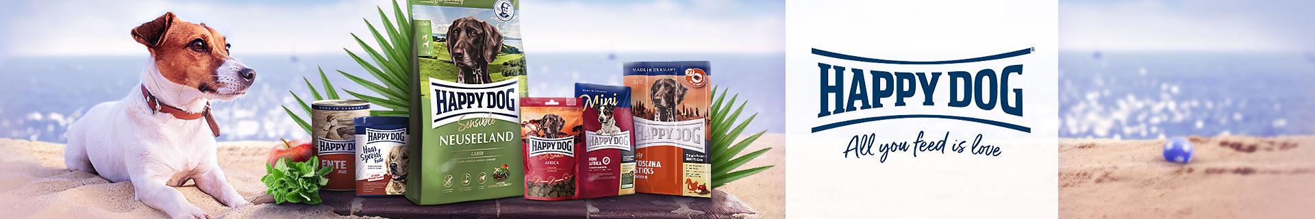Happy Dog Markenshop