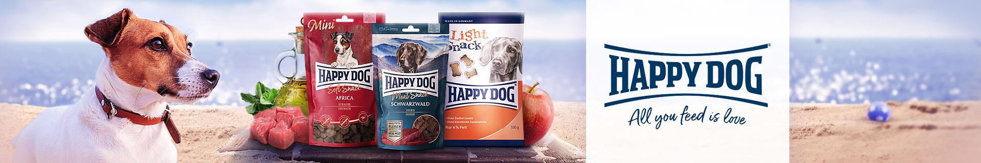 Happy Dog Snacks