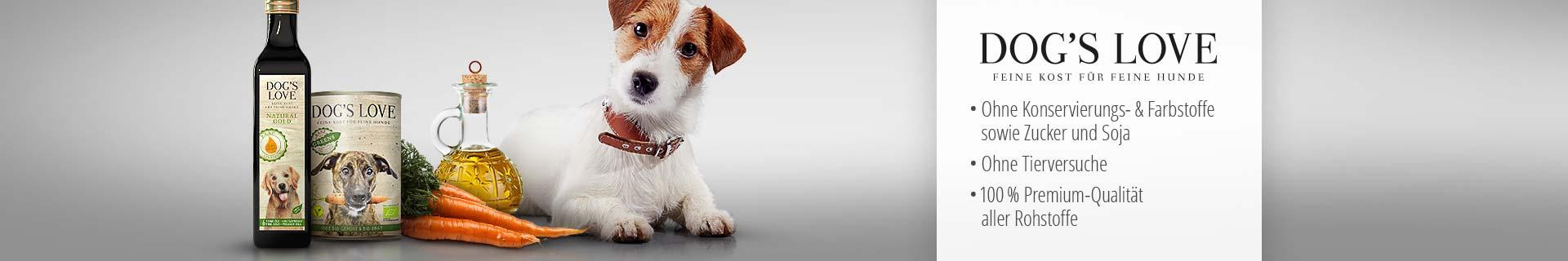 Dog's Love Ergänzungsfutter