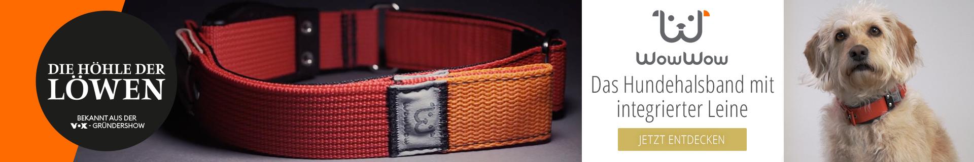 WowWow Hundehalsband