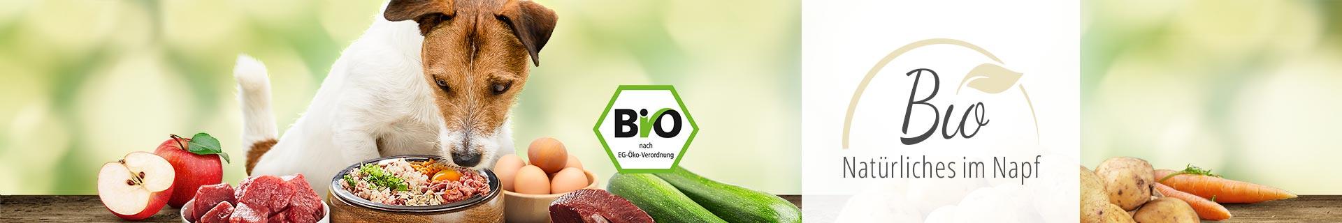 Bio-Hundenassfutter